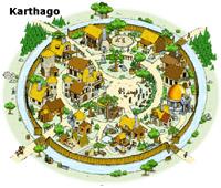 ...dan nantinya desamu bisa terlihat seperti ini.