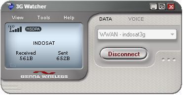 3G Watcher