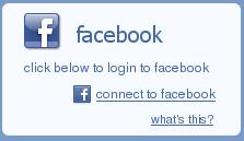 Meebo facebook login